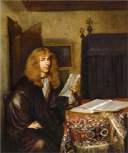 Terborch portrait-of-a-man-reading